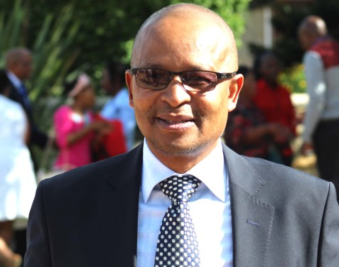 Dr. Molotsi Monyamane