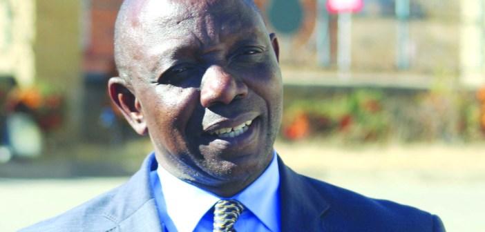 I acted professionally as DPP: Thetsane