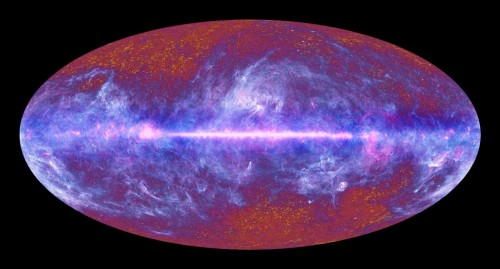 Planck's View of the Whole Sky