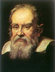 Galileo (dipinto di Justus Sustermans, 1636)