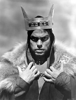 Macbeth interpretato da Orson Welles (1947)