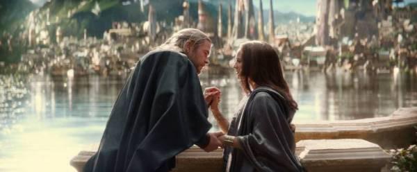 Ça fleure bon « L'Attaque des Clones » avec Thor en Anakin