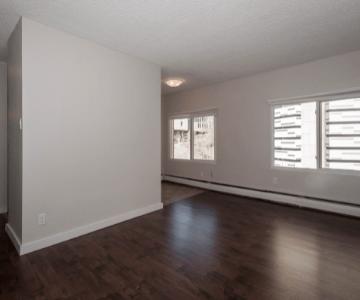 Bellamy Place living room