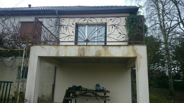 Balcon Terrasse Nevers