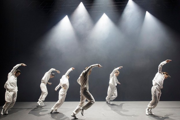 « Barbarians » © Christophe Raynaud de Lage / Festival d'Avignon