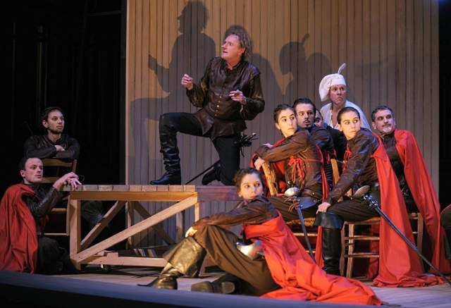 « Cyrano de Bergerac » © François Berthon