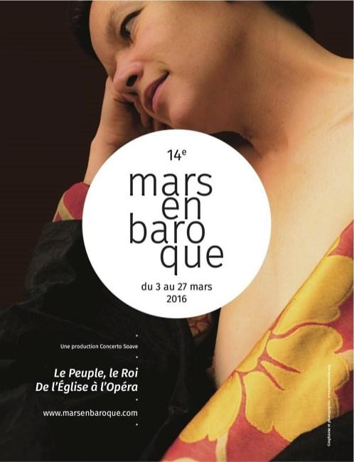 Mars en baroque © D.R.
