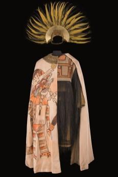 Costume deMarinaDraghici pourlerôle d'Huascar dans«lesIndesgalantes» deRameau ©FlorentGiffard