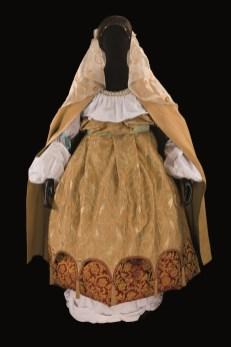 Costume d'AlainBlanchot pourlerôle delaSposa dans«ilSant'Alessio» deLandi ©FlorentGiffard