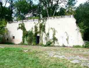 La Maison Maria Casarès sur le domaine de la Vergne à Alloue