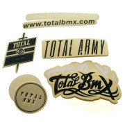 Pack Stickers TOTAL BMX Army