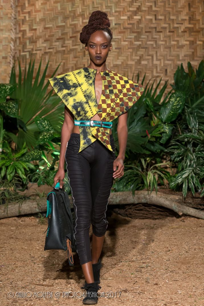 Kampala Fashion Week 2017 Bayimba Capsule Collection