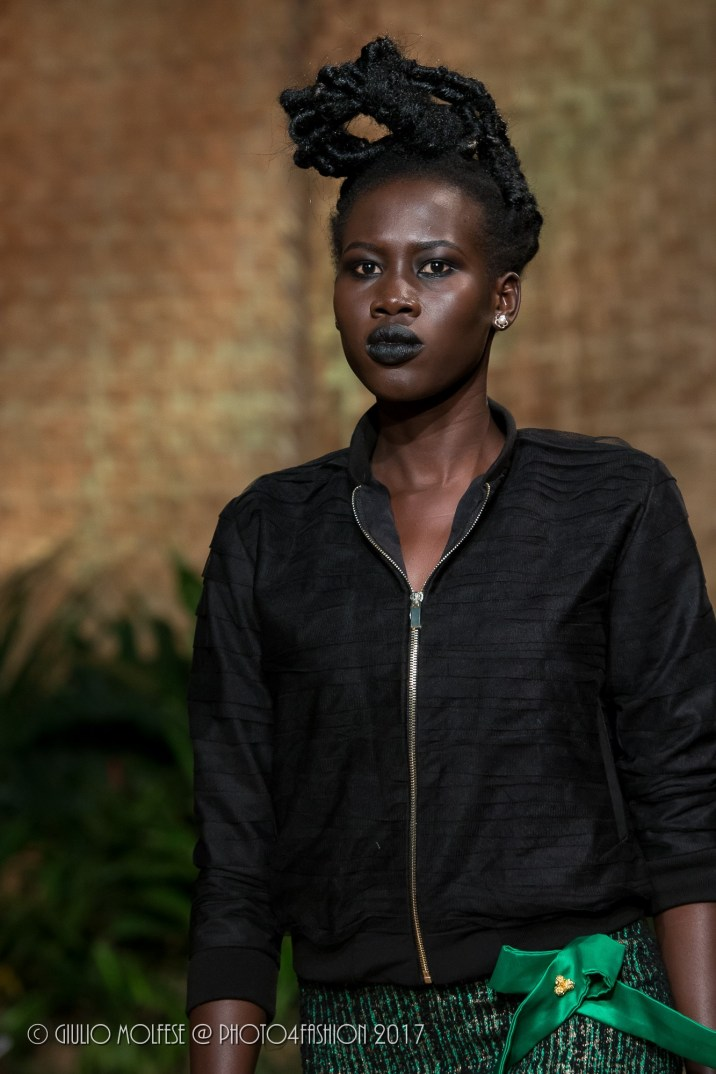 Kampala Fashion Week 2017 Nadrey Laurent