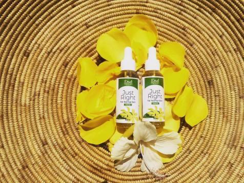Kweli Skin Organics Just Right facial oil