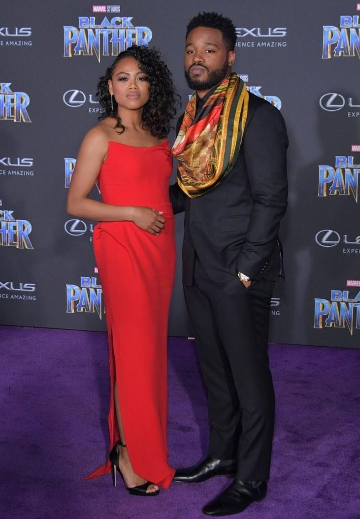 Ryan Coogler Premiere of Black Panther