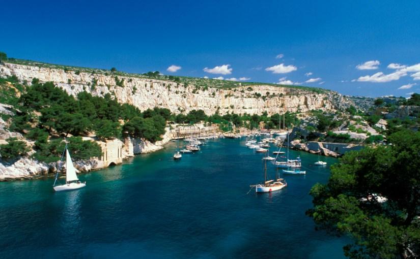 Marseille, Cassis et les Calanques…le grand bleu forever!