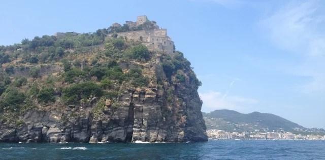 Ischia, il Castello