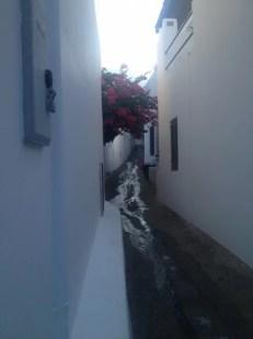 Stromboli, ruelle