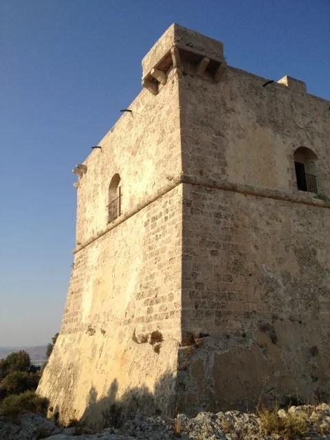 Licata, le château