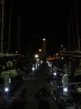 Licata, le phare