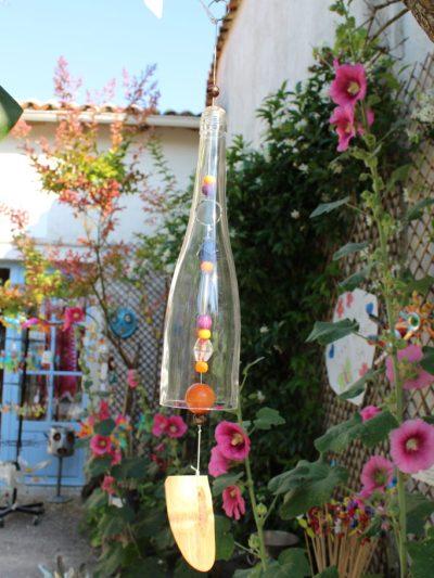 Carillon en bouteille