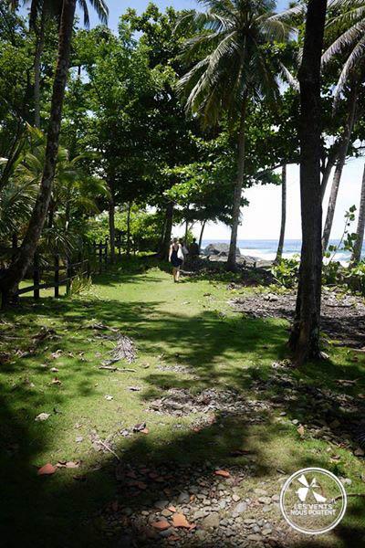 sentier côtier Capurgana Colombie