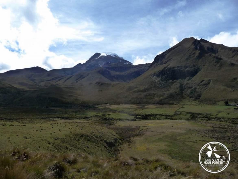 Treck Los Nevados Colombie