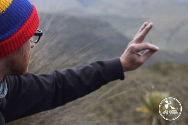 Sam Parc Los Nevados Colombie