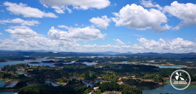 Guatape Medellin Colombie
