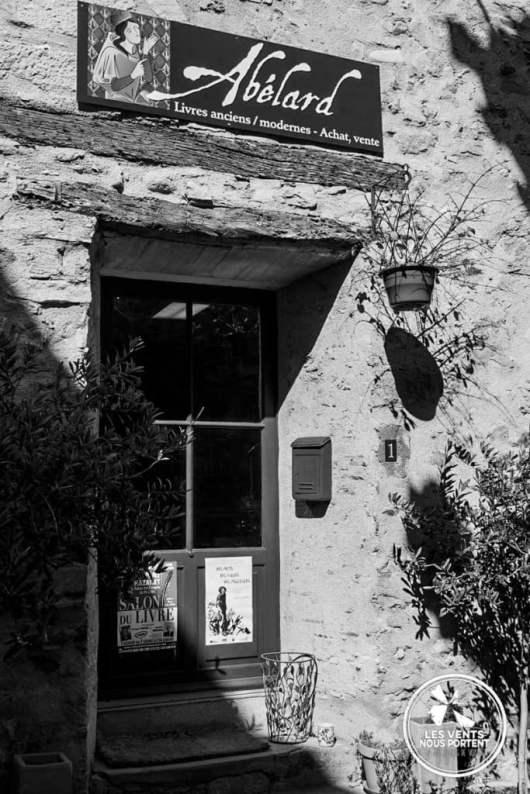 Librairie Abélard Montolieu Village du Livre France