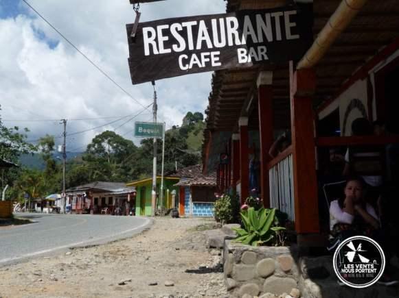 Restaurant à Salento Gastronomie colombienne