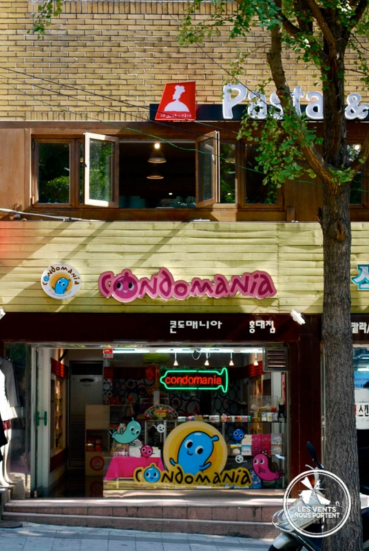 Condomania Seoul Coree-du-sud-17