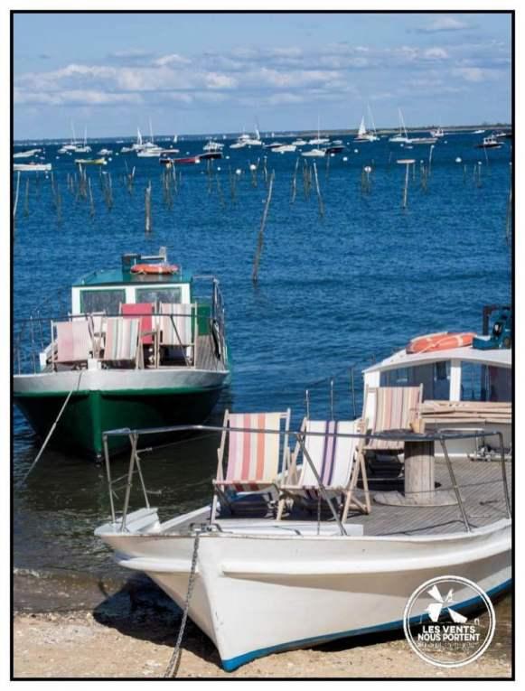 Bateaux Le Canon Photos Bassin d'Arcachon Tourisme Gironde