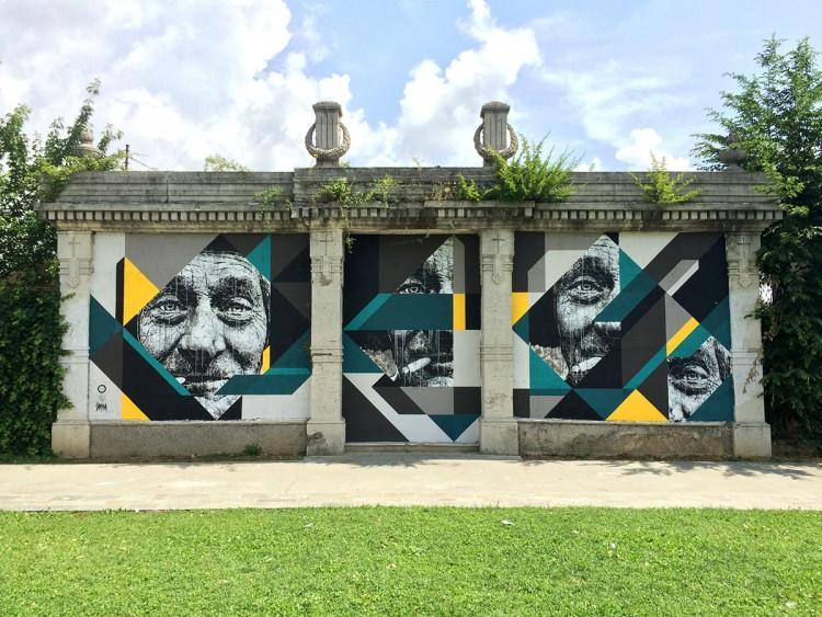 Street Art Portugal Samina