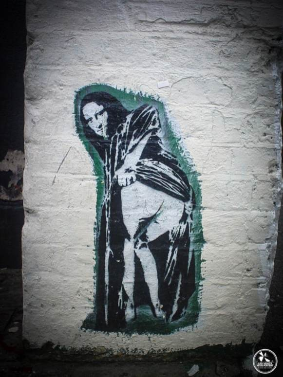 Street art photos de Londres blog de voyage