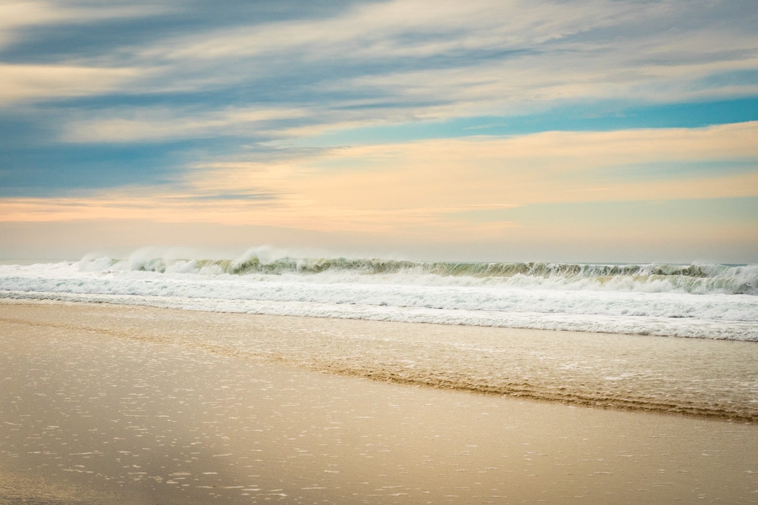 le porge plus belle plage de la côte atlantique en france