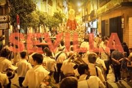 Procession Seville Video Blog de voyage Espagne