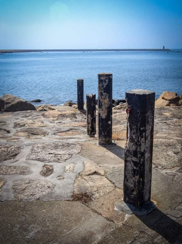 sur les quais a la plage de porto voyage portugal