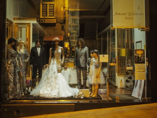 amour glamour magasins kitsch de mariage a porto voyage portugal