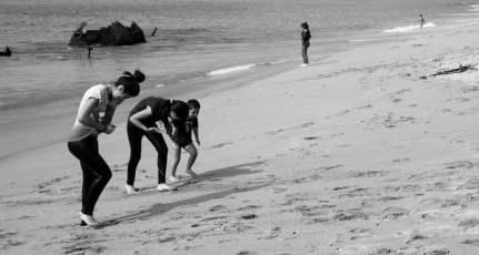 plage de valparaiso voyage au chili