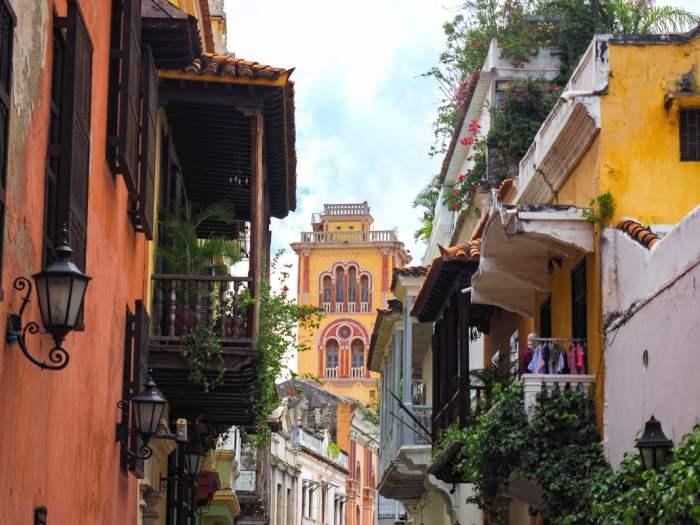 Visiter Cartagena en Colombie