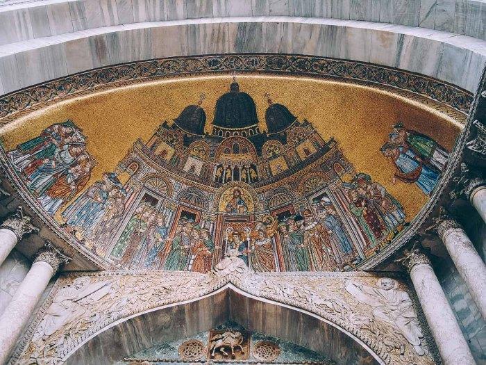 Basilique St Marc, Visiter Venise, voyage en Italie