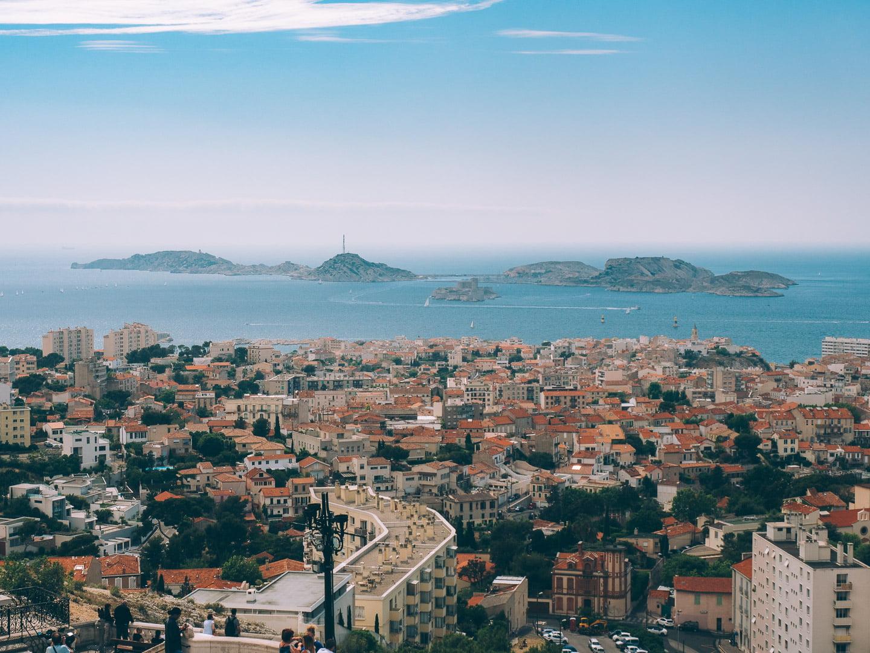 Visiter la bonne mère à Marseille, week-end en France