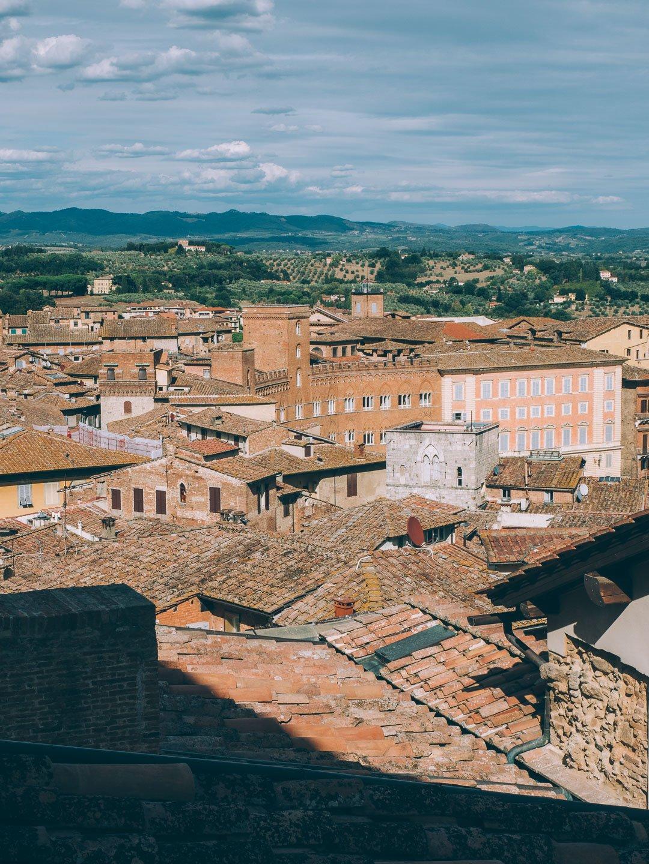 Visiter la cathédrale de Sienne en Toscane