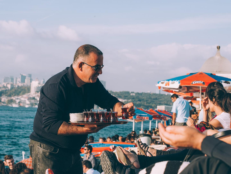 Visiter Uskudar à Istanbul