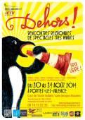 Affiche Dehors ! 2014