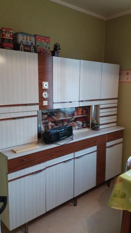 Buffet cuisine formica annes 70  Les Vieilles Choses