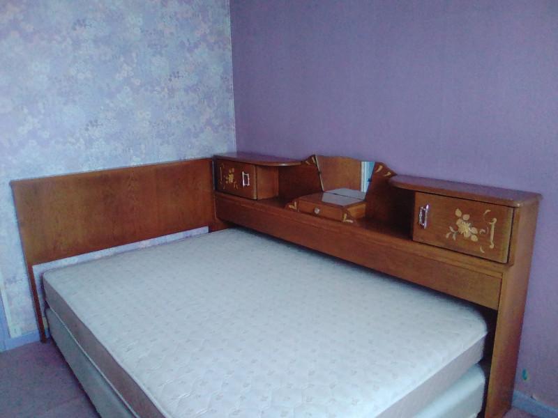 cosy et tete de lit annees 50