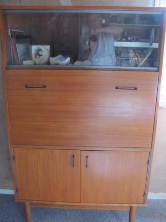 secretaire vintage annee 70
