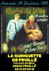 """9 juillet 2016 Phil Twangy & Long Tom à Pruillé """"La Guinguette de Pruillé"""""""